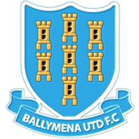 MCC having a (foot)ball with Ballymena United Football Club